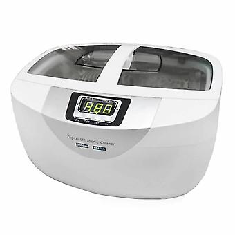 2.5l Professional Digital Ultrasonic Cleaner Machine Abs Plastic With Cleaning Tank 110v/220v