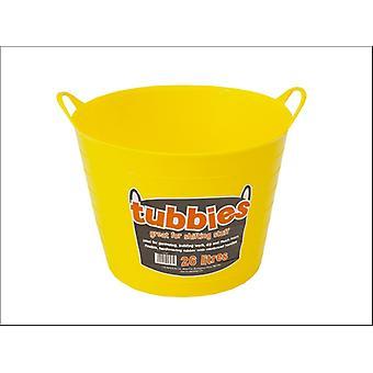 Harris Tubbie Yellow Medium Assorted 5397
