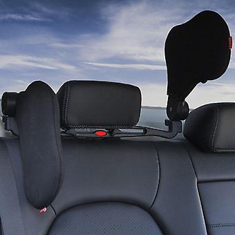 Kannettava ja tilaa säästävä, ergonominen muotoilu-auton istuimen kaulatyyny
