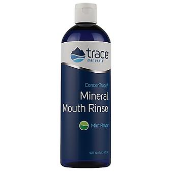 Trace Minerals Concentrace Mineral Mouth Rinse 473 ml