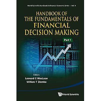 Handbook Of The Fundamentals Of Financial Decision Making (In 2 Parts) (World Scientific Handbook in Financial Economics Series)