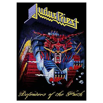 Judas Priest Poster Defenders of the Faith Official Textile Flag 70cm x 106cm