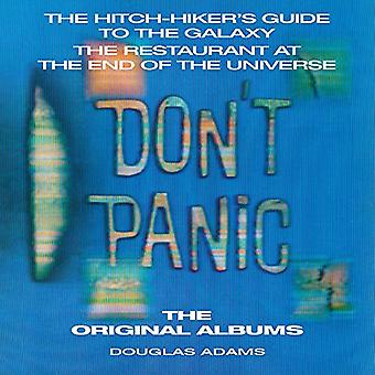 The Hitchhiker's Guide to the Galaxy: The Original Albums: Two full-cast audio� dramatisations
