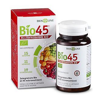 Bio 45 100 tablets