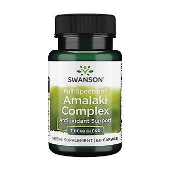 Premium full spectrum amalaki complex 60 capsules