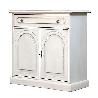 Credenzina Lacquered 2 doors and 1 drawer