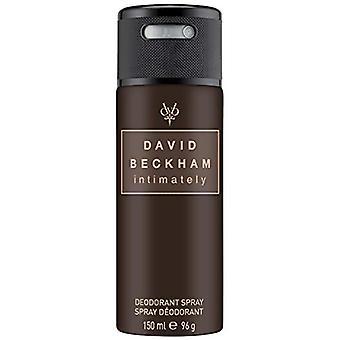 DAVID BECKHAM Intimately Beckham Deodorant Anti-Perspirant Body Spray for Men 150 ml