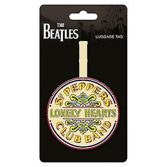 Beatles Sgt Biber Bagaj Etiketi