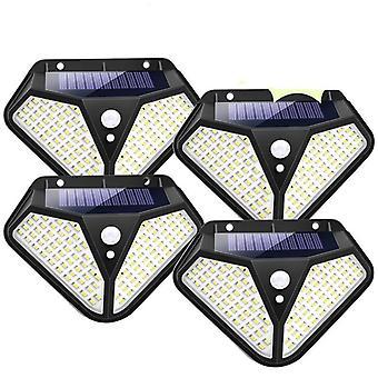 Goodland Led Solar Light Outdoor Solar Lamp Powered Sunlight For Garden