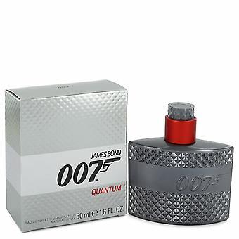007 Quantum by James Bond Eau De Toilette Spray 1.6 oz  / 50 ml (Men)