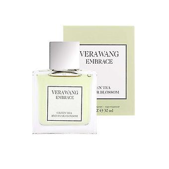 Vera Wang Embrace Eau de Toilette Spray 30ml Green Tea and Pear Blossom