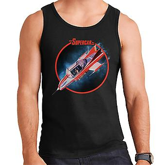 Supercar In The Air Men's Vest