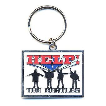 De Beatles Keyring sleutelhanger Help! Nieuwe officiële album