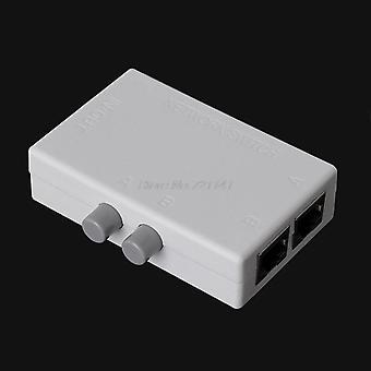 Manual Sharing Switch Box