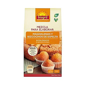 Cupcakes and Biscuits Mix Bio 510 g