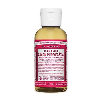 Liquid Rose Soap (Savon Liquide Rose) 60 ml