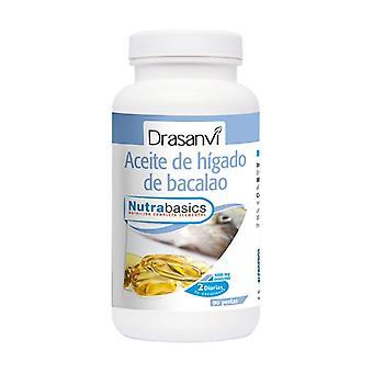 Nutrabasics Cod Liver 90 softgels