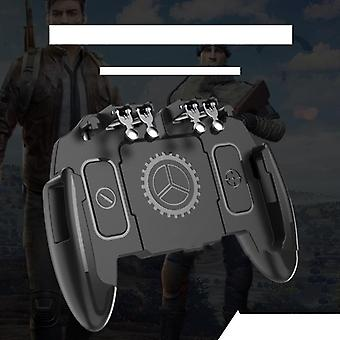 Wireless Bluetooth Game Controller Game Joystick Mobile Phone, Suitable For All