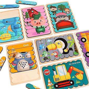 Montessori jucărie din lemn