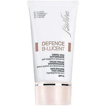 Bionike Defence B Lucent Anti Dark Spots  Skin Evening Face Cream Spf 15