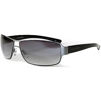 Bloc Billy Sunglasses - Shiny Black
