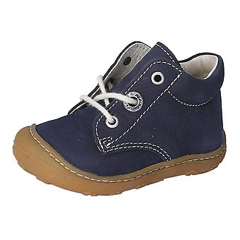 RICOSTA Cory Laced Small Boot In Navy
