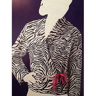 بساطة نمط الخياطة 2009 السيدات يفتقد الصوف سترة حجم XS-XL غير المصقول