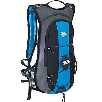 Trespass Unisex Erwachsene Spiegel 15 Radfahren Wandern Hydration Pack Rucksack - blau
