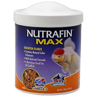 Hagen Nutrafin Max Cold Water Squames 215 g (Fish , Food , Cold Water)