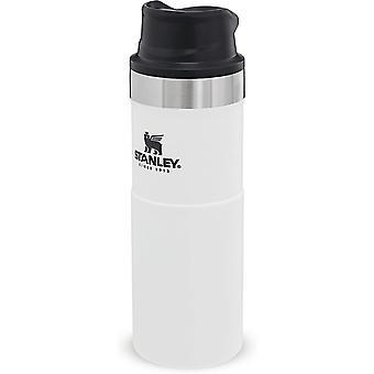 Wokex Trigger Action Reisebecher 0.47L/16OZ Polar – Auslaufsicher - Thermobecher für Kaffee,