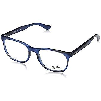 Ray-Ban Unisex - Adult -0RX53698053-0RX53698053, (Striped Blue)