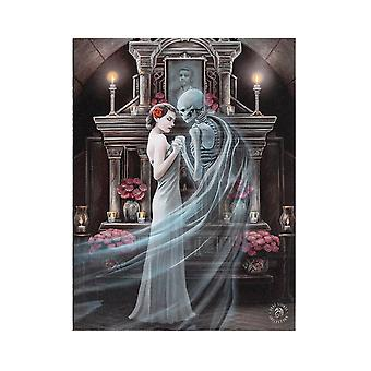 19x25 Forever Yours Canvas-tekijä Anne Stokes