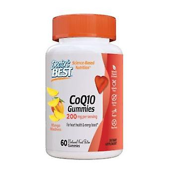 Leger Best CoQ10 Gummies, 0, 60 Count