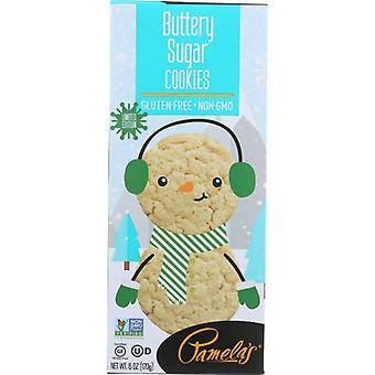 Pamelas Cookie Hlidy Bttr Sgr, Case of 6 X 6 Oz