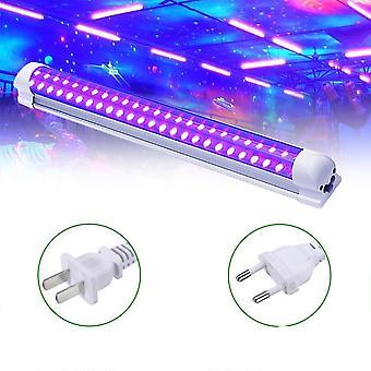 60 Led Ultraviolet Lamppu 10w Uv Blacklight Disco T8 Putki