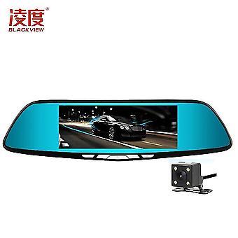 7.36 Cali Hd Ekran LCD Hs930c Podwójny obiektyw tylny rejestrator kamery Dvr