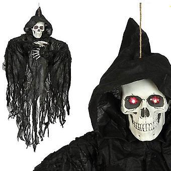 Skeleton pendant (115 x 75 cm) Black Light