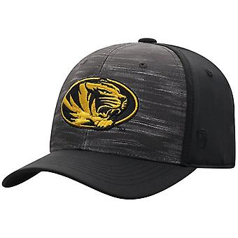 Missouri Tigers NCAA TOW Pepper Stretch Fitted Hat