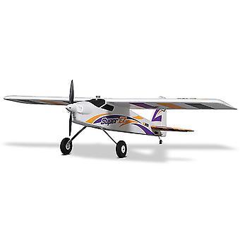 Fms 1220Mm Super Ez Trainer V4 Rtf W/Floats & Reflex Gyro