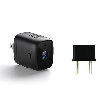 Mini Kamera Wifi Turvallisuus Ip Usb Plug Kamera Reaaliaikainen Valvonta Vauva Kamera