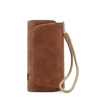 3.0 Duo-kotelo pussi laukku lompakko nahkakotelo
