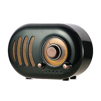 Remax Wireless Bluetooth Spekaer Bluetooth 4.2 Portable HIFI Bluetooth Speaker RB-M31 Green
