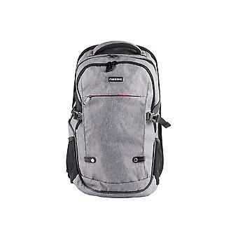 """Laptop Backpack Genesis Alpaca 17.3"""" Grey"""