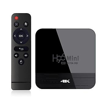 Smart Tv Box Android 4k Hdr Google Play Dual Wifi Bluetooth Media Player