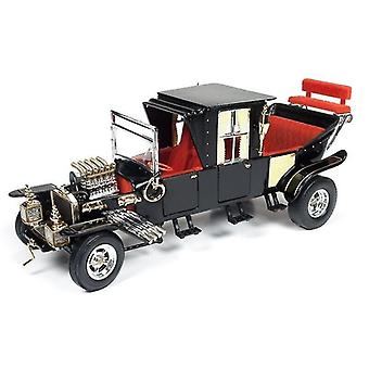 Video game consoles barris koach diecast model car from the munsters