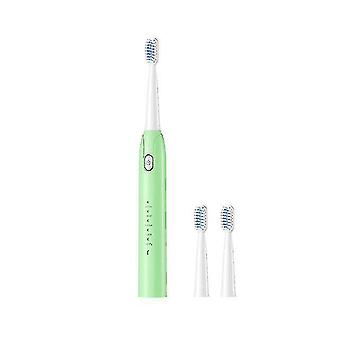 Toothbrushes electric automatic rechargeable sonic ipx7 waterproof toothbrush 5 models with 2 brush 3