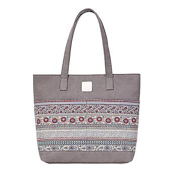 Canvas Beach And Shopping Tote