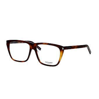 Saint Laurent SL 434 SLIM 003 Havana Glasses