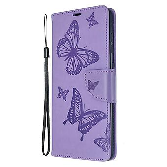 Case For Samsung Galaxy A71 4g Butterfly Pattern