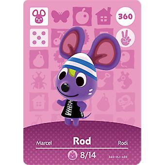 Amiibo-Kreuzungskarte Nr.331-360 - Spielkarten